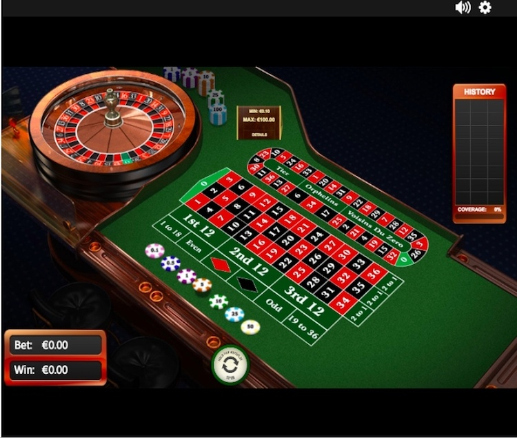 Roulette online for fun free